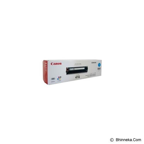 CANON Cyan Toner [416] - Toner Printer Canon